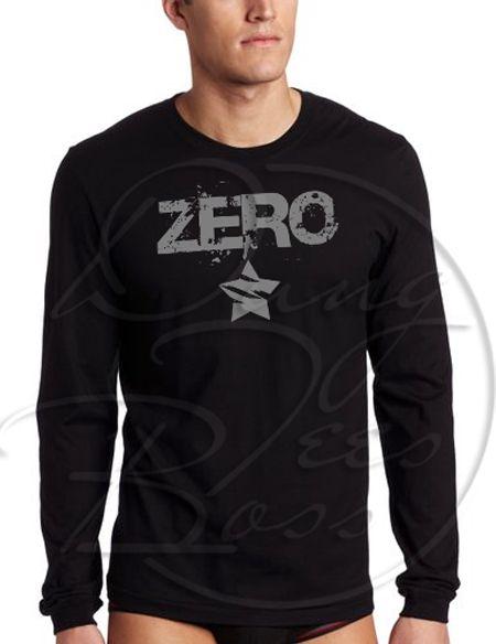 Zero Star, Billy Corgan, Smashing Pumpkins Men's Long Sleeve Shirt