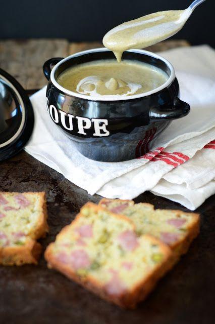 Chic, chic, chocolat...: Soupe aux lentilles vertes du Puy
