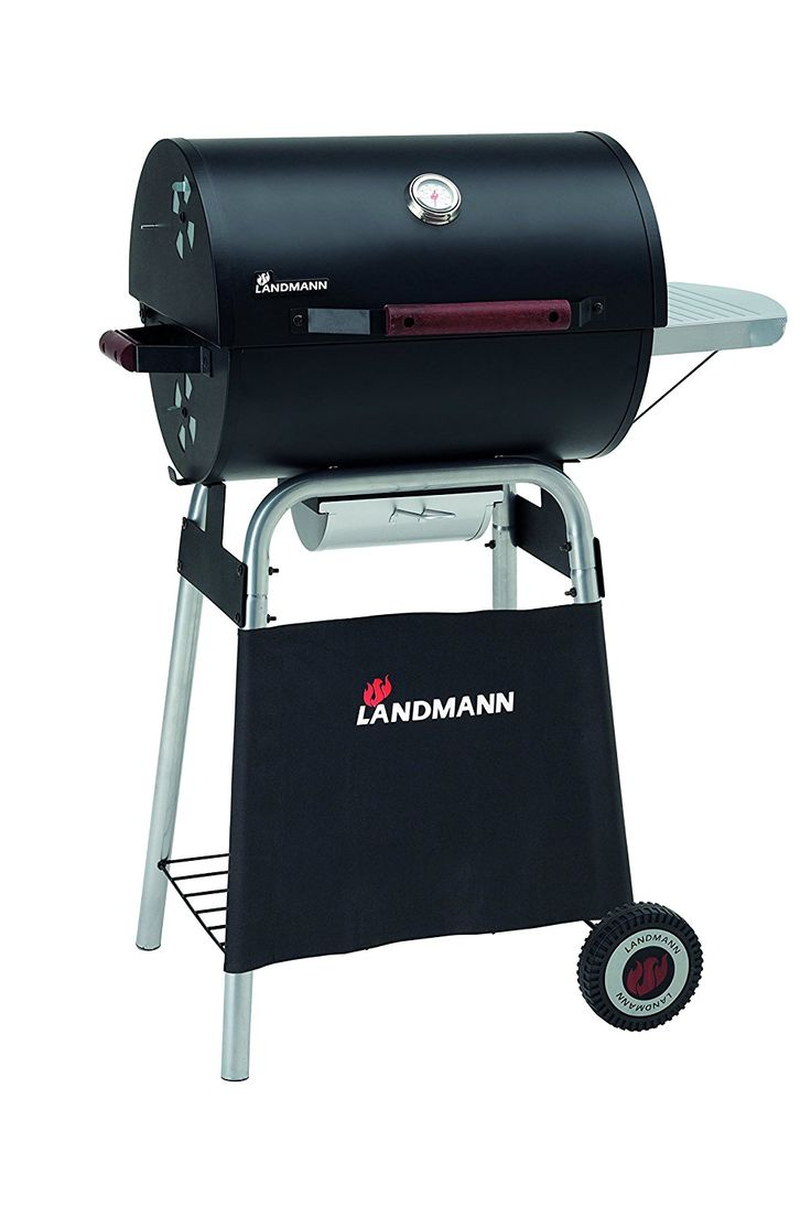 Landmann Taurus Expert Charcoal Barbecue–Black -- Find out more at the image link. #BarbecueandOutdoorDining
