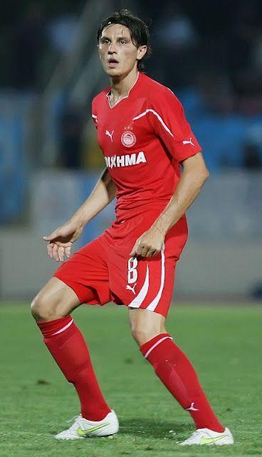 Red Archives blog.    Olympiakos Piraeus: Φέισα Λιούμπομιρ / Fejsa Ljubomir