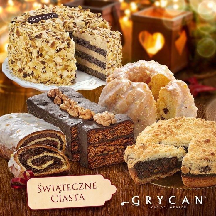 świąteczne ciasta | Christmas cakes