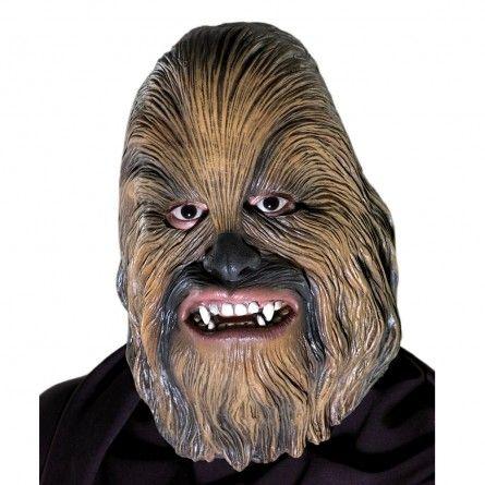 Child 3/4 Chewbacca Mask