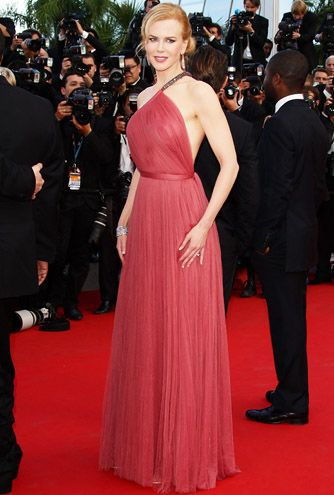 Nicole Kidman in Lanvin