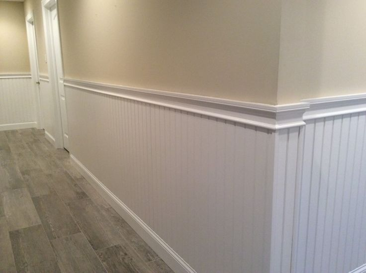 7 Chair Rail Part - 49: 30+ Best Chair Rail Ideas, Pictures, Decor And Remodel