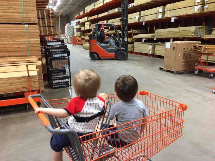 More forklift awe The attraction of material handling