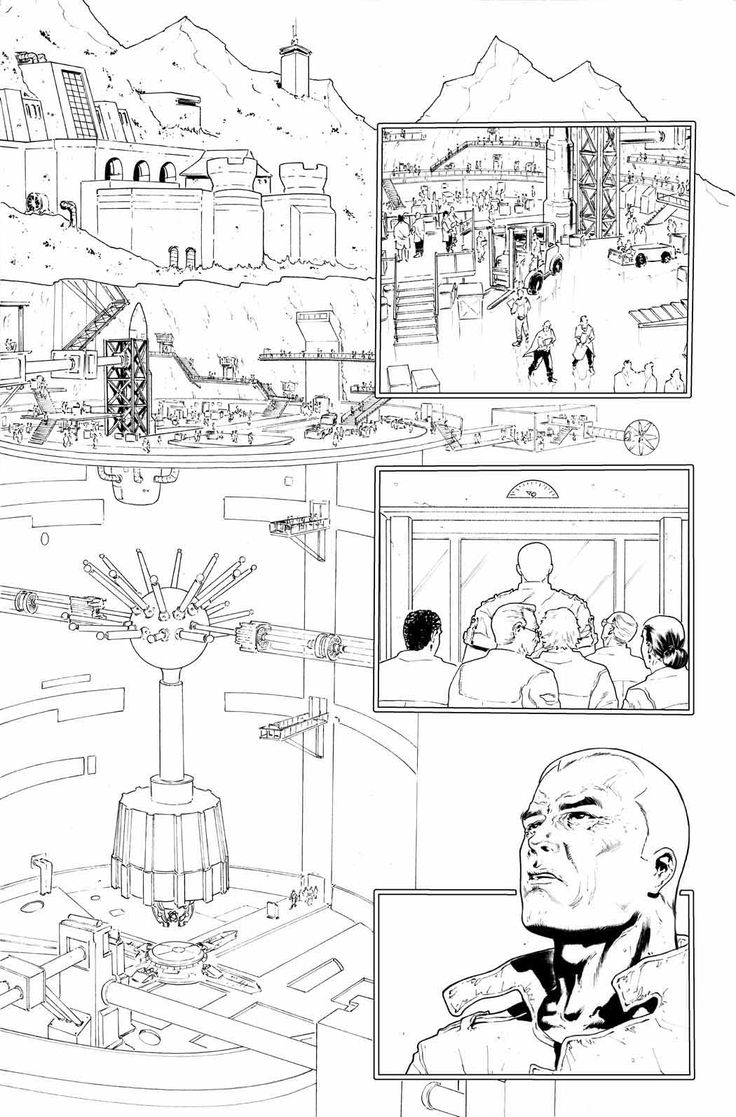 Justice Inc. #1 page 1
