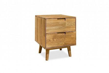 Спальня «Ирвинг» от Wellige | Мебель для спальни из массива дуба в стиле Лофтб 13880=