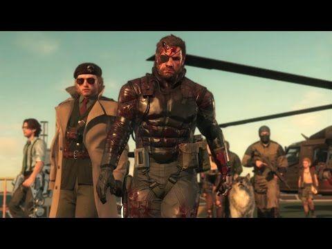 Metal Gear Solid V: The Phantom Pain Launch Trailer | Pop Culture 360