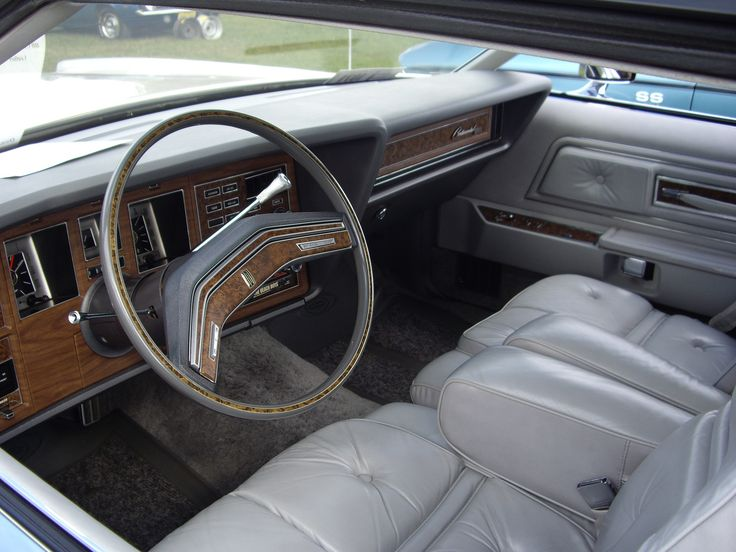 191 best images about classic car interiors on pinterest buick electra pontiac grand prix and. Black Bedroom Furniture Sets. Home Design Ideas