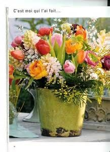 country french floral arrangements