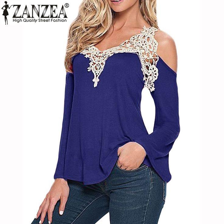 Las 25 mejores ideas sobre blusa sin hombro en pinterest - Blusas de ultima moda ...