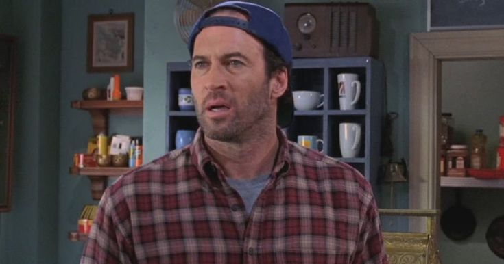 12 Ways Luke Danes Of 'Gilmore Girls' Changed From The Pilot To The Finale