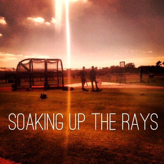 Tampa Bay Rays - Very cool Spring Training photo