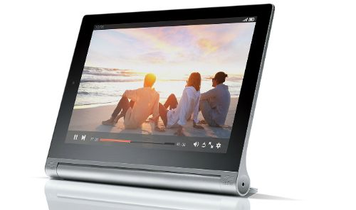 Lenovo Yoga Tablet 2 premiere run two operating systems