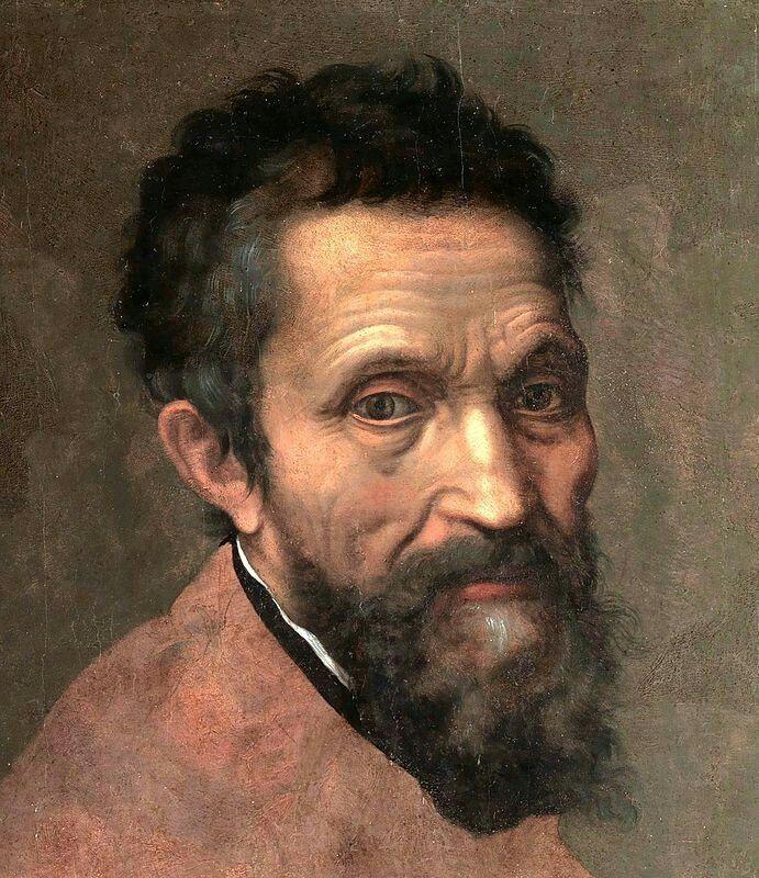 Michelangelo. Artist.