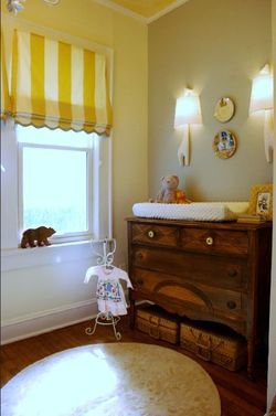 curtain idea for kids' rooms?