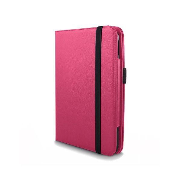 Classique Lær Deksel for Microsoft Surface (Hot Rosa)