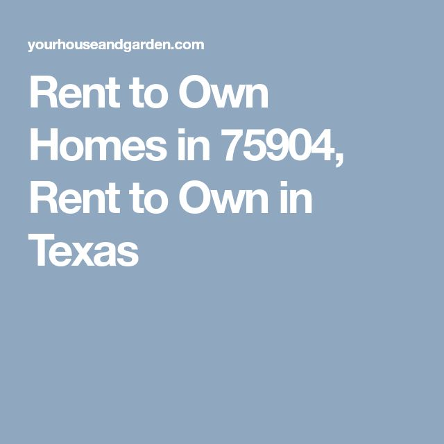 Best  Rent To Own Homes Ideas On   Houses To Rent