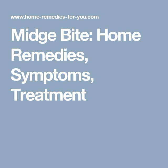 Midge Bite: Home Remedies, Symptoms, Treatment