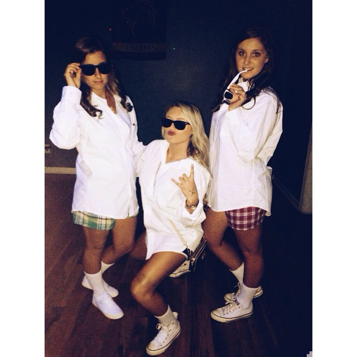 We may be a little risky but it's really none of your business #riskybusiness #halloween