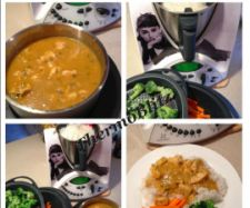 Recipe Apricot Chicken by Thermoblitz - Recipe of category Main dishes - meat