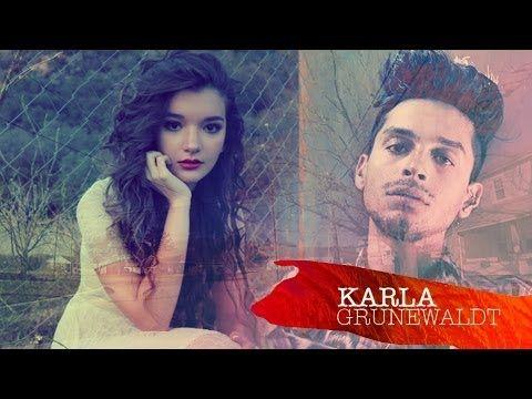 ▶ Say Something (Adaptación al Español) - Karla Grunewaldt ft. Dani Ride (A Great Big World) - YouTube