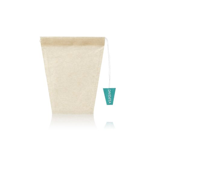Davids Tea Filters Pack of 100