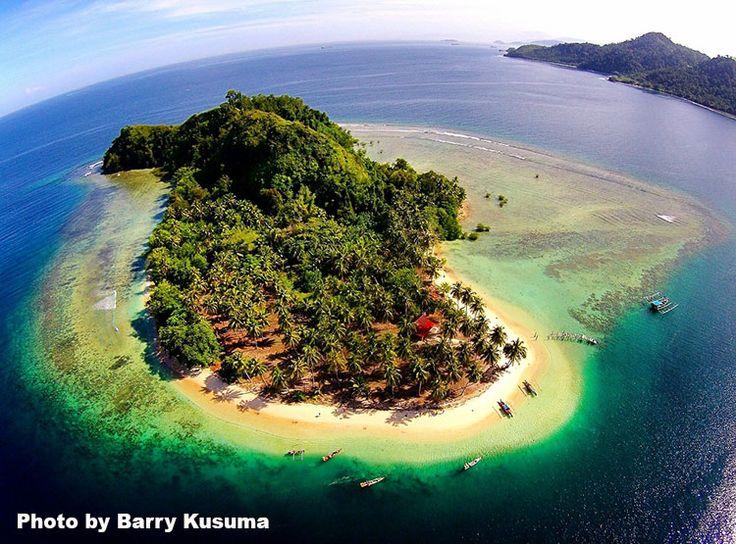 Pasumpahan Island, Sumatra, Indonesia
