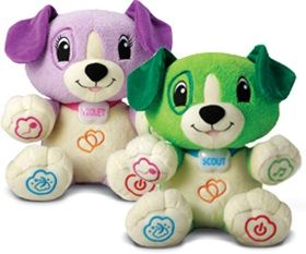 LeapFrog -My Pal Scout and My Pal Violet- Planet Fun