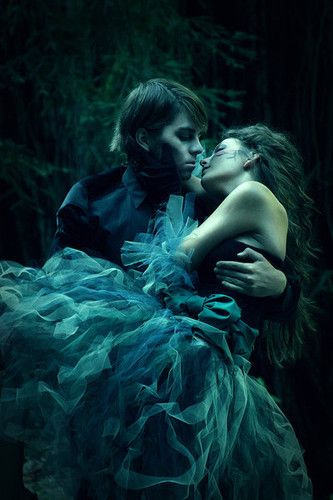 There are all kinds of love in this world but never the same love twice. F. Scott Fitzgerald........fairy enchantment by =michellemonique