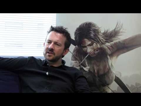 ▶ Karl Stewart Interview | Tomb Raider 2013 - YouTube
