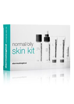 Dermalogica Normal/Oily Skin Care Facial Treatment Kit HydroPeptide Power Serum Line Lifting Transformation 30ml/1oz