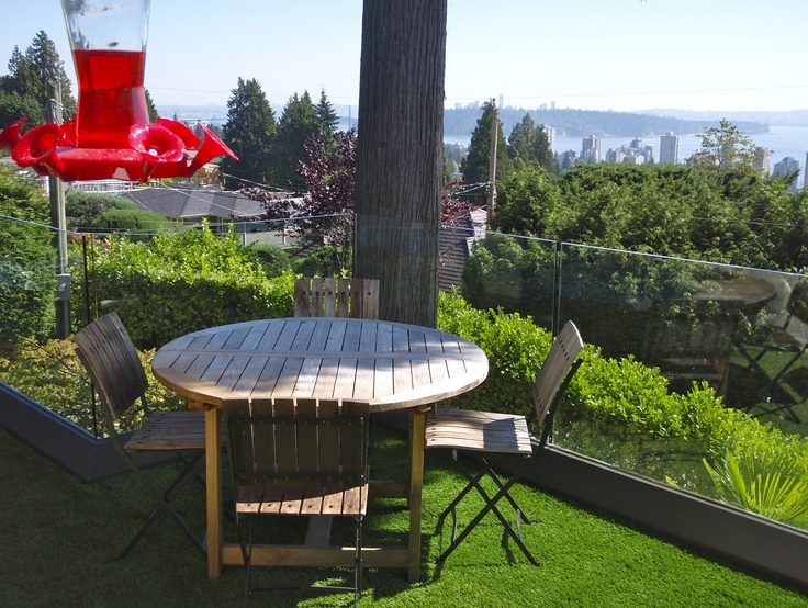 #patio Solutions That Feel Like And Extension Of Your Home With #synthetic  Turf.