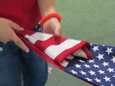 An essential skill: Folding an American flag - does anyone teach this anymore?