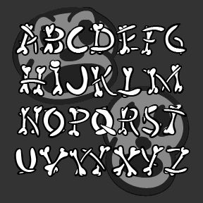 lettering stencils google search letttering fonts