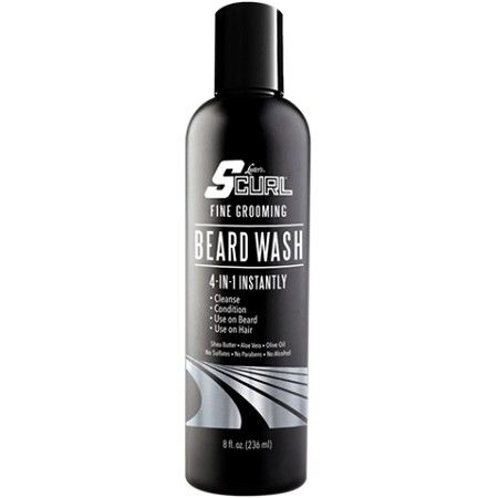 Luster's S-Curl Fine Grooming Beard Wash 8 oz $5.39   Visit www.BarberSalon.com One stop shopping for Professional Barber Supplies, Salon Supplies, Hair & Wigs, Professional Products. GUARANTEE LOW PRICES!!! #barbersupply #barbersupplies #salonsupply #salonsupplies #beautysupply #beautysupplies #hair #wig #deal #promotion #sale #luster #scurl #beardwash