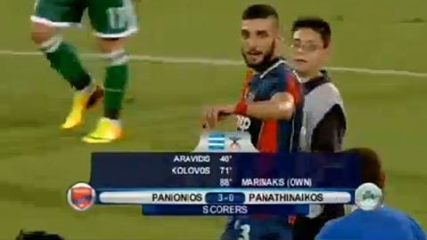 Στα χνάρια της περσινής ΑΕΚ ο Παναθηναϊκός ήττα 3-0 από τον Πανιώνιο....