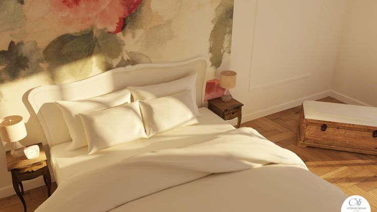 #MasterBedroom 3D E-Design by Oli Interior Design Online Studio