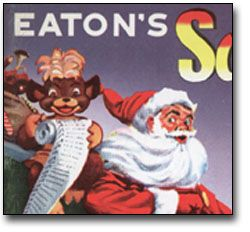 Santa Claus Parade Colouring Books with Punkinhead, 1960