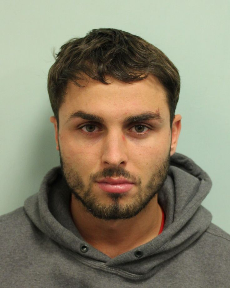 Arthur Collins Sentenced To 20 Years In Prison Over Acid Attack In London Nightclub