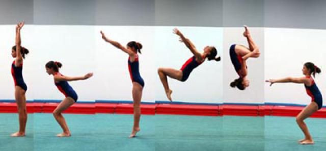 How to Do a Gymnastics Back Flip in 5 Easy Steps: How to Do a Back Flip: Getting Started