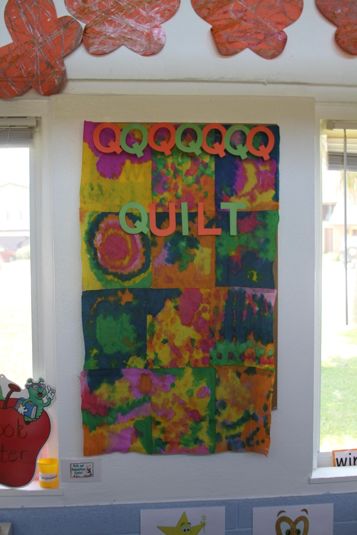 Vpk Classroom Ideas ~ Littlehandsbigplans quot q is for quilt mrs halsey s vpk