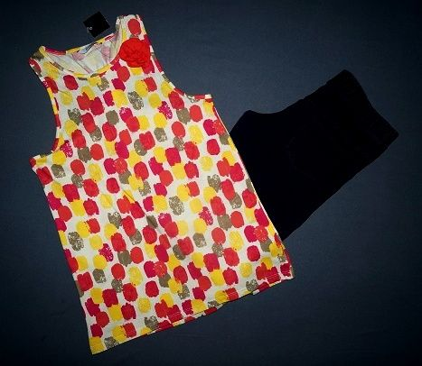 George Shirt/Tunika NEU mit Etikett + Marks&Spencer Leggings Gr. 152 8,00