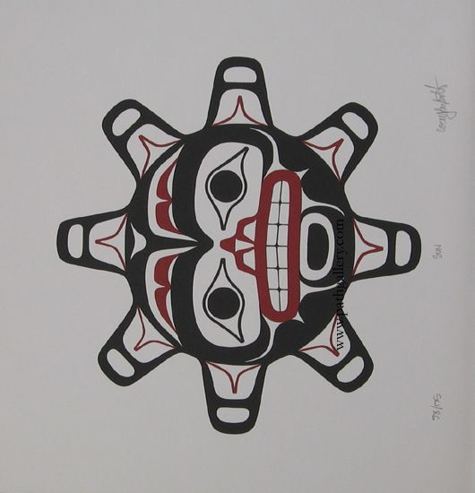 Bulpitt, Corey 'Sun' - Northwest Coast Native Art