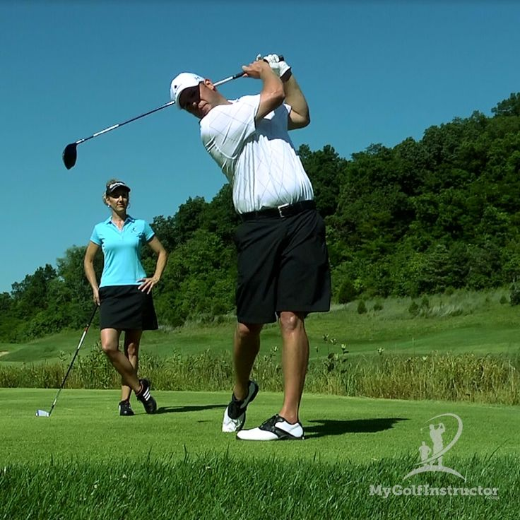 For someone just starting golfing, what should their initial goals be? - My Golf Instructor