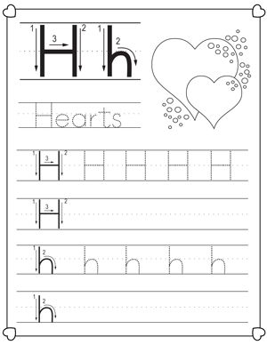 letter a homework for kindergarten 1000 ideas about letter tracing on preschool 13066