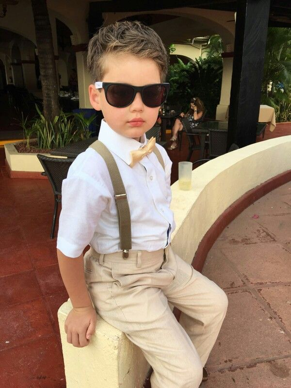 Best 25 Boys wedding outfits ideas only on Pinterest Beach