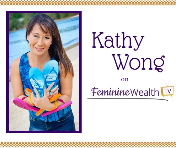 On this week's episode of #FeminineWealthTV, we had the gorgeous Kathy Wong, Founder of Moeloco , on the show. Check out the show right here: http://bit.ly/1Ct8Yvc #womenandwealth  #womeninbiz #womenandmoney 