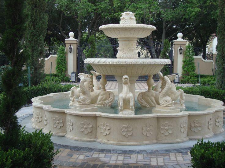 Marble Fountain,water Fountain, Stone Fountain