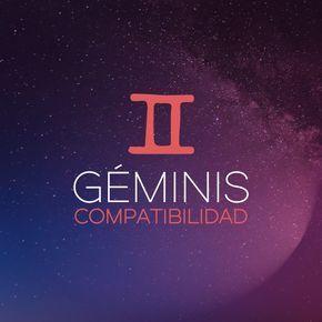 Te mostramos a Géminis y su compatibilidad con los 12 signos del Zodiaco.